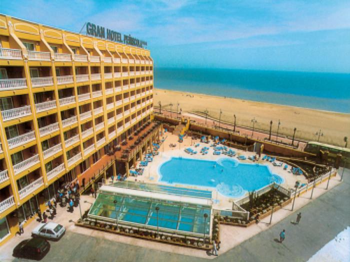 Hoteles en la costa brava y barcelona viajes guitour for Hotel playa peniscola