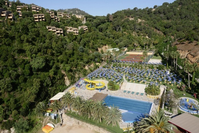 Hotel GIVEROLA RESORT , Tossa de Mar, Girona